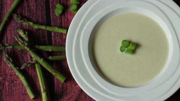 Las 5 mejores recetas de crema de verduras saludables para la primavera 2