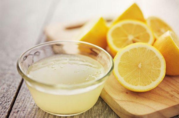 Receta de crema de limón lista con 3 ingredientes en 5 minutos