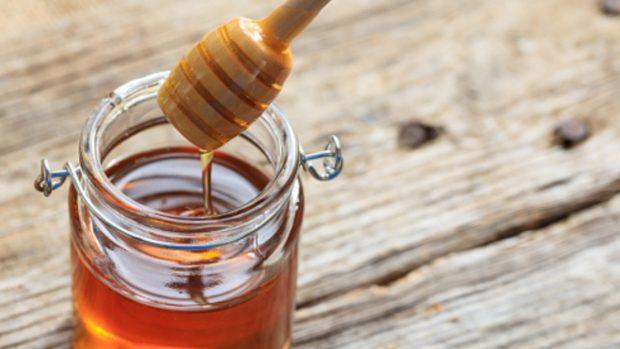 Receta de muffins de nueces y miel