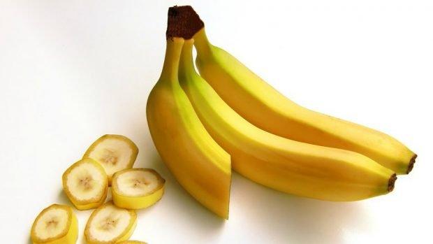 Receta de pan integral de plátano