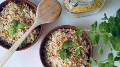 Arroz con fideos, receta bil shareyah 3