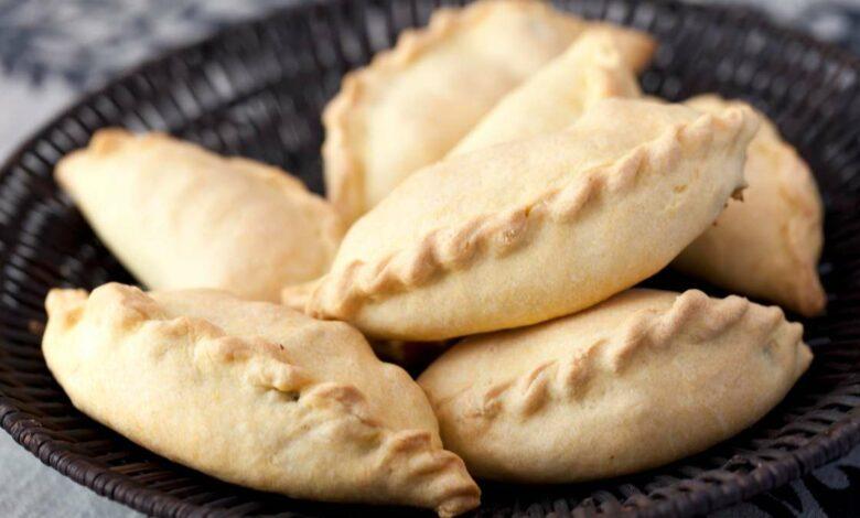 Cocarrois, receta de empanadillas mallorquinas 1
