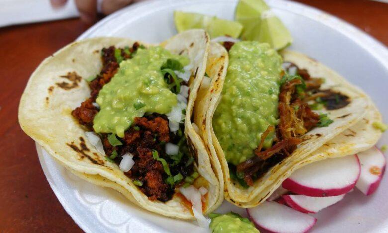 Cocina mexicana: Tlayudas de Oaxaca 1