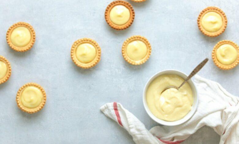 5 recetas para cocinar una increíble crema pastelera casera personalizada 1