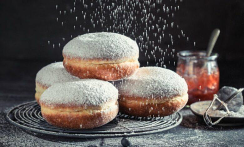 5 recetas de donuts caseros fáciles de preparar 1