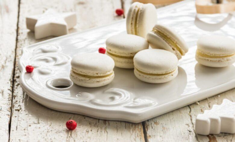 Macarons de queso azul, una receta original y deliciosa 1