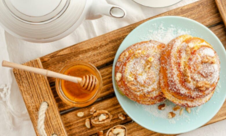 Panquemado vegano, la receta definitiva de este dulce de Semana Santa 1