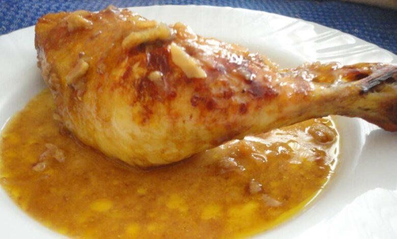 Receta de Pollo a la coca cola 1