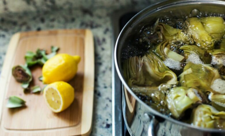 Las 5 mejores recetas con alcachofa, perfectas para una cena ligera 1