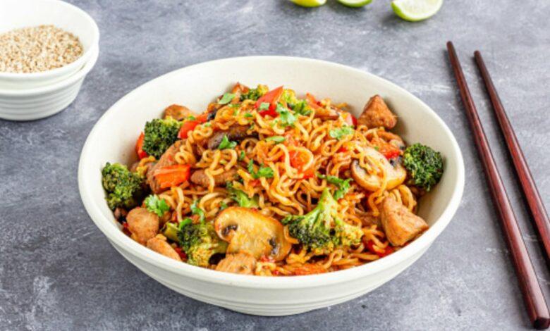 Las 4 recetas de comida china que más se cocinan en el mundo 1