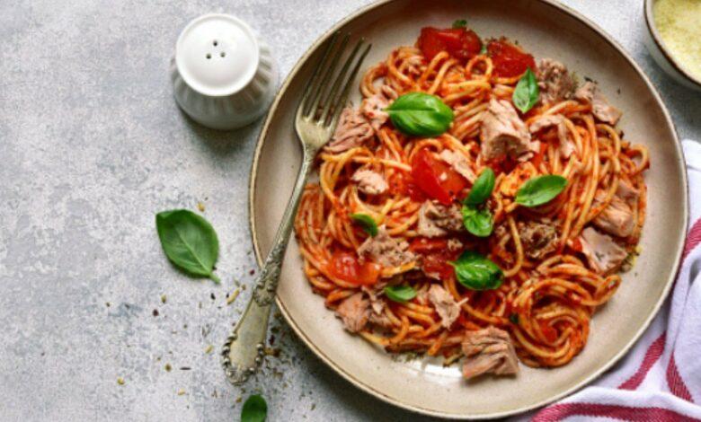 Toma nota de estas 4 recetas de espaguetis de restaurante fáciles de preparar 1