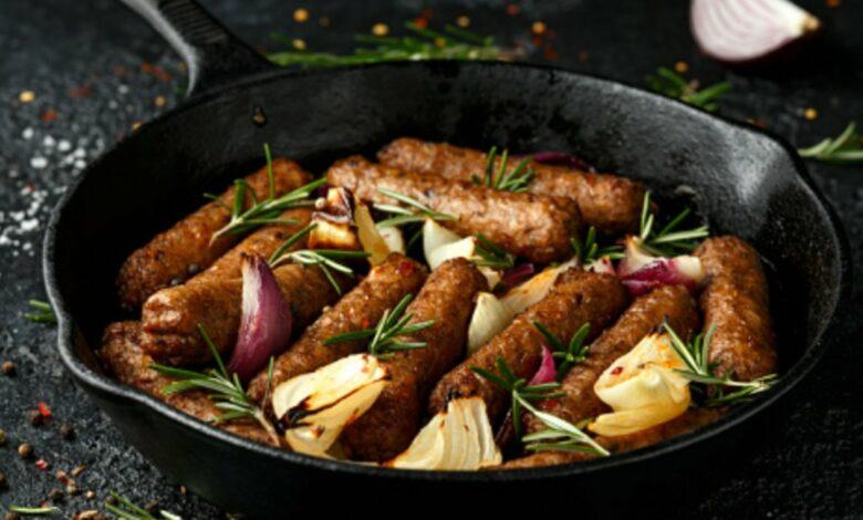 Receta de salchichas veganas caseras fáciles de preparar 1
