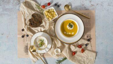 Toma nota de las 5 recetas de sopas más saludables 2
