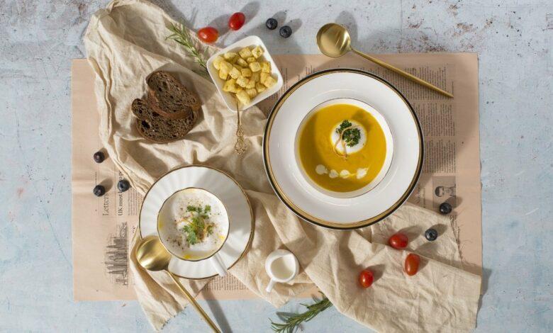 Toma nota de las 5 recetas de sopas más saludables 1