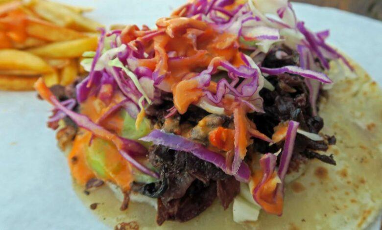 Tacos de Jamaica, receta internacional 1