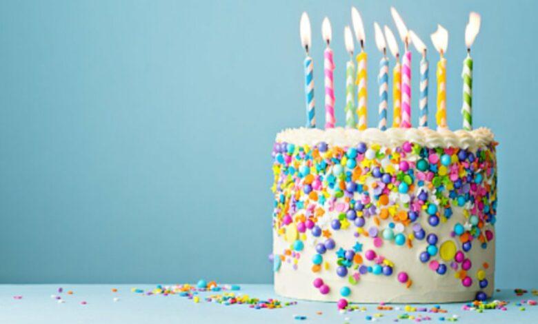 Las 3 mejores recetas de tartas de cumpleaños para niñas 1