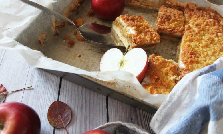 15 recetas para preparar una tarta de manzana casera espectacular 1