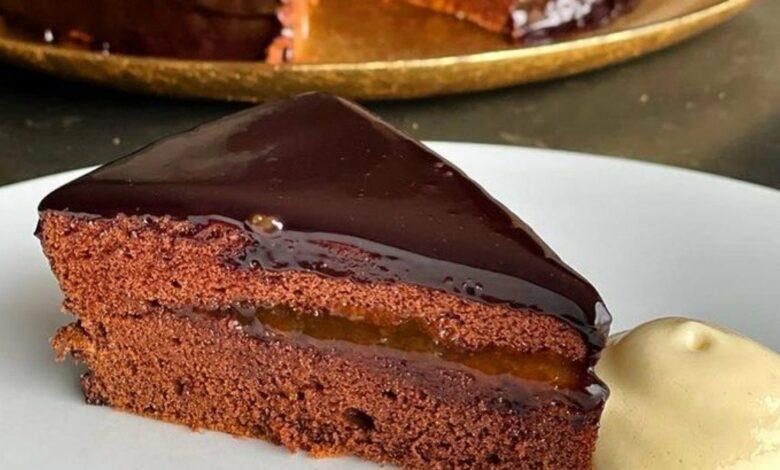 Receta de la tarta Sacher de Jordi Cruz 1