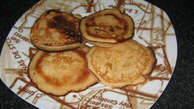 Tortitas de cuaresma con calabaza, receta ligera y deliciosa 2