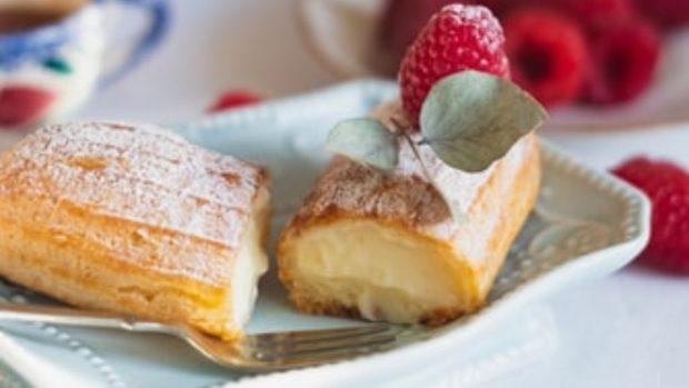 5 recetas de postres de hojaldre, listas en 5 minutos y parecerán pastelería