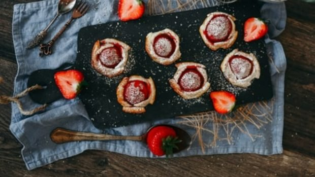 Sant Jordi 2021: La mejor cena romántica casera