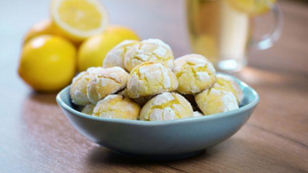 Las 5 mejores recetas de galletas de limón para acompañar el té 2