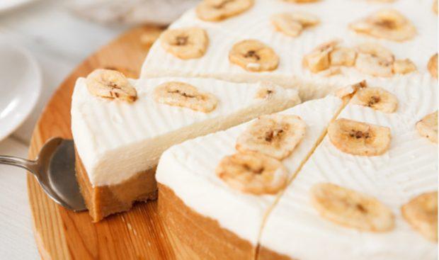 5 recetas de pastel de plátano saludables y fáciles de hacer