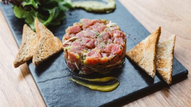 P5 de recetas de atún rojo para disfrutar del rey del mar