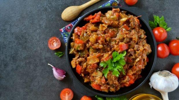 5 recetas con berenjena para una cena ligera y saludable