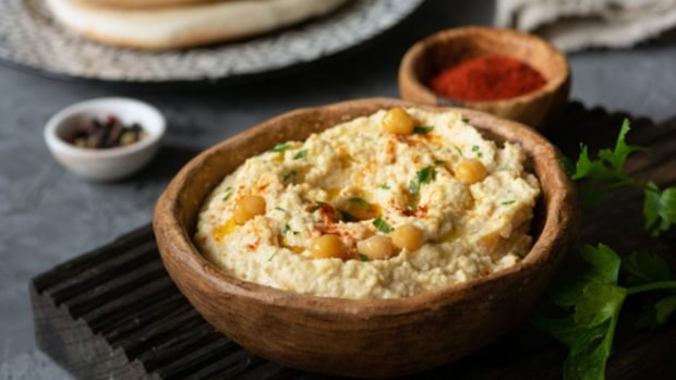 5 recetas de hummus casero, originales, saludables y fáciles de preparar 2