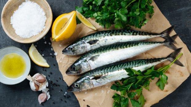 Las 5 mejores recetas con caballa fresca, un pescado azul sano y delicioso