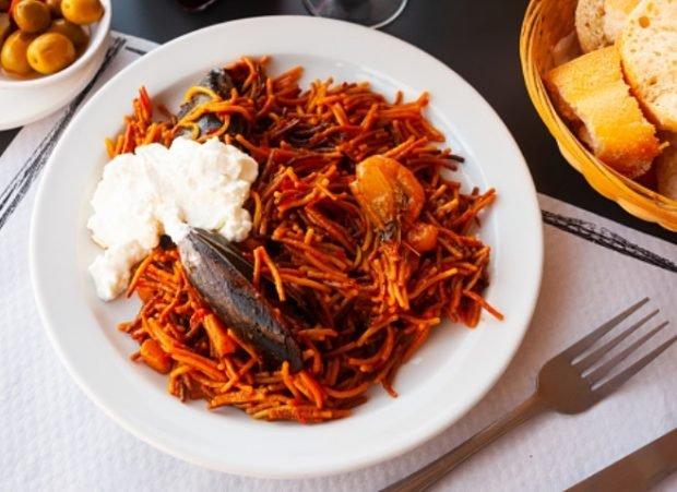 Las 5 mejores recetas de fideuá, fáciles de preparar y deliciosas 2
