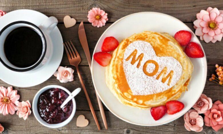 Desayunos para sorprender a tu madre en su día 1