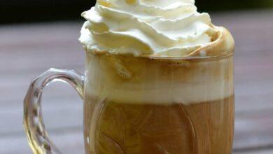 Energizante batido de café, plátano y avena, receta fácil 5