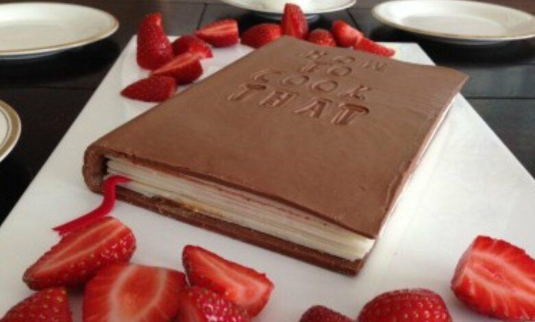 Cómo hacer un libro de chocolate para regalar en Sant Jordi 2021 1