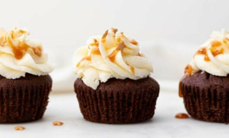Magdalenas de Nutella sin gluten, receta dulce apta para celíacos 1
