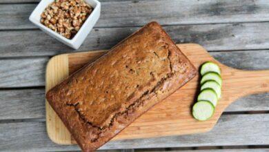 Pan de calabacín casero: receta fácil de preparar 11