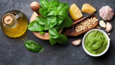 5 recetas de pesto casero, originales y saludables para todo tipo de pasta 5