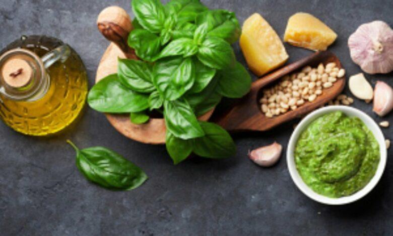 5 recetas de pesto casero, originales y saludables para todo tipo de pasta 1