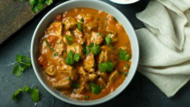 Pollo al curry al microondas, una receta espectacular lista en 10 minutos 4