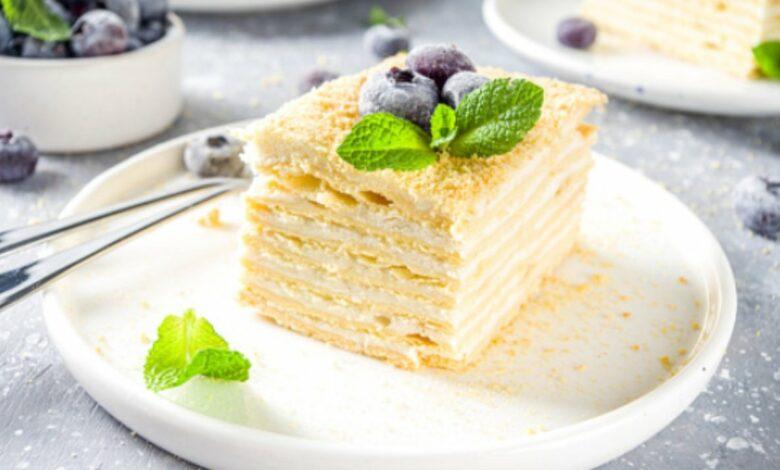 5 recetas de postres con hojaldre, listos en 5 minutos y parecerán de pastelería 1