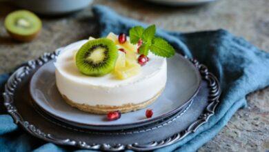 5 postres con kiwi, saludables y fáciles de preparar 4