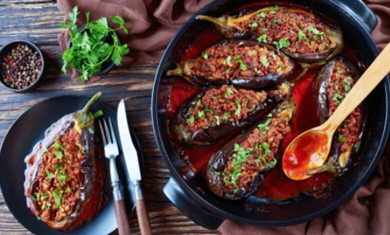 5 recetas con berenjena para una cena ligera y saludable 1