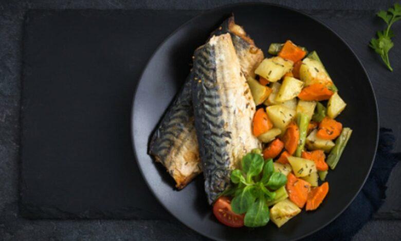 Las 5 mejores recetas con caballa fresca, un pescado azul saludable y delicioso 1