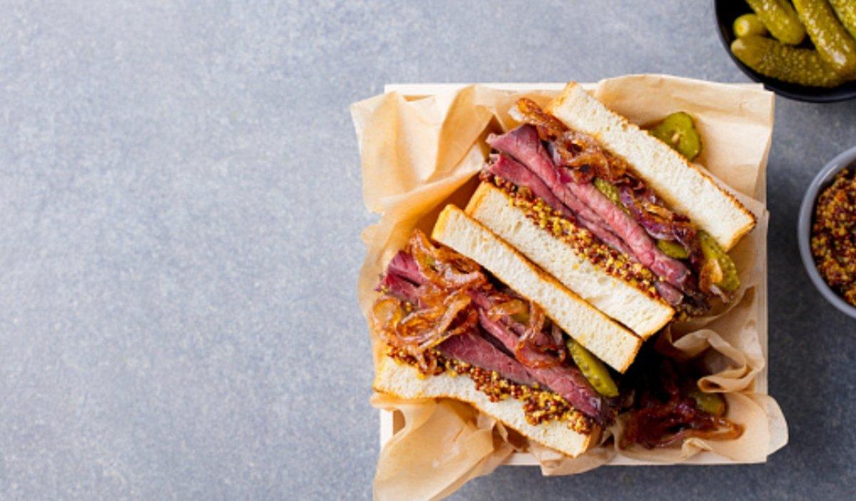 Las 5 mejores recetas de sándwich para una cena o comida rápida y saludable 1