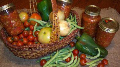 Tomates y pimientos picantes en escabeche, receta fácil 3