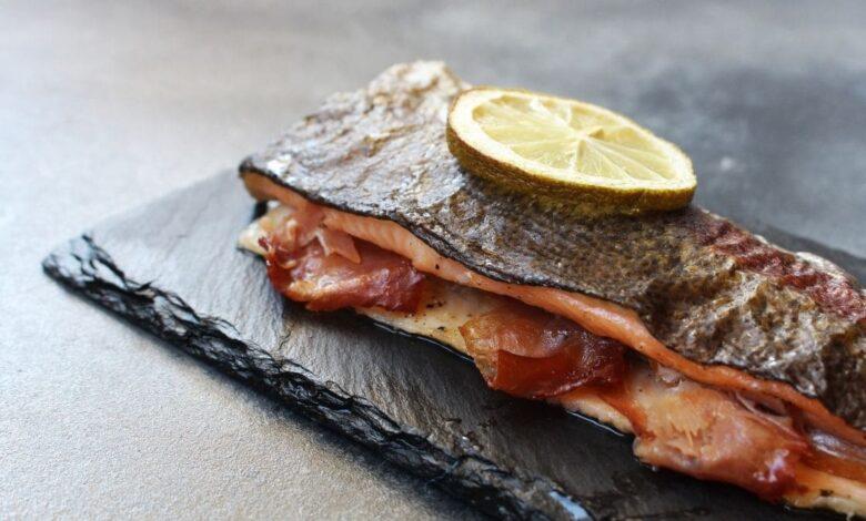 Receta de Trucha a la navarra, receta de pescado tradicional 1