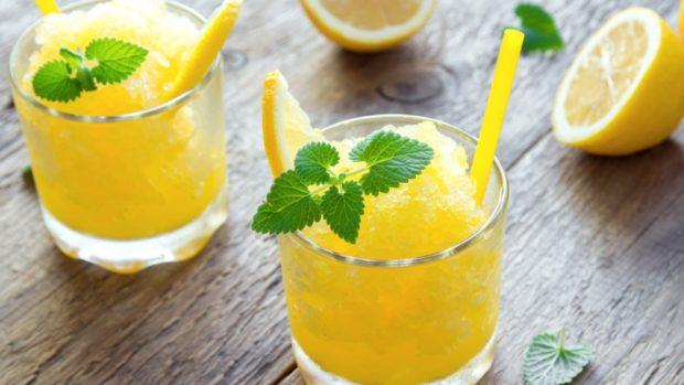 Las 5 recetas de granizados saludables sin azúcar para combatir las altas temperaturas