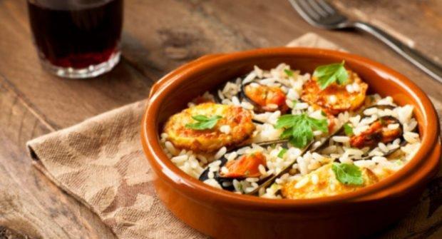 5 ensalada de arroz fácil de preparar para una cena o comida rápida y ligera