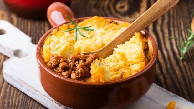 Las 5 mejores recetas con puré de patatas, originales y deliciosas